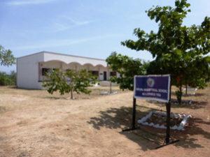 Krupa Technische school